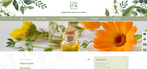 Firmenprofil von: PDIS: sichere und schmerzfreie Krebsfrüherkennung nahe Bitburg