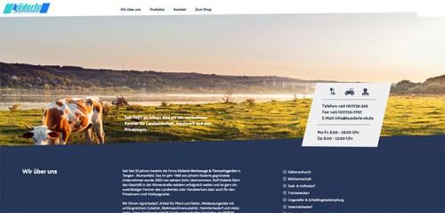 Firmenprofil von: Agrarshop für Landwirte: Küderle e.K. Werkzeuge & Tierzuchtgeräte in Blumenfeld