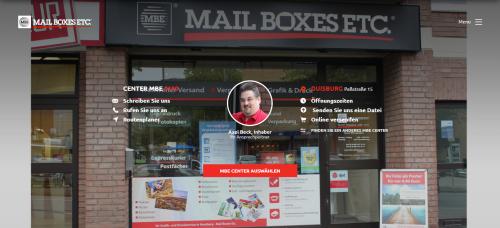 Firmenprofil von: Mail Boxes Etc.: Der vielseitige Paketdienst in Duisburg
