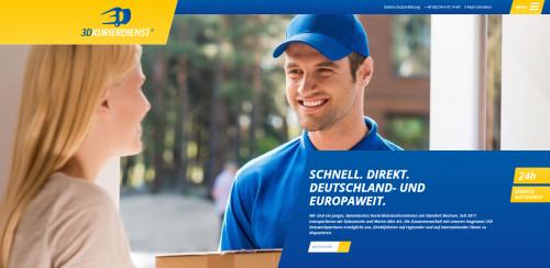 Firmenprofil von: 3D-Kurierdienst in Bochum: Ihre Adresse für zukunftsorientierte Jobs