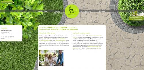 Firmenprofil von: Galabau für kleine und große Gärten: Schönemeier in Düsseldorf