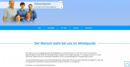 Firmenprofil von: Alles für die Mundgesundheit: Zahnarzt Dr. Gerd Walter Langheinrich in München