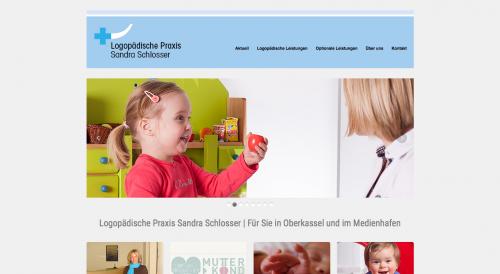 Firmenprofil von: Logopädische Praxis Sandra Schlosser in Grevenbroich