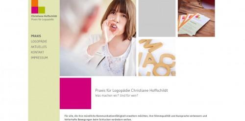 Firmenprofil von: Ihre vertrauensvolle Praxis für Logopädie Christiane Hoffschildt in Arnsberg