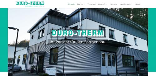 Firmenprofil von: Ihr Experte für Lohnarbeit in Lüdenscheid: Duro-Therm Formenbau GmbH