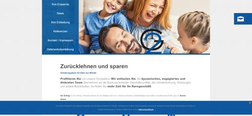 Firmenprofil von: Kontierungsbüro G2 Gallo – Ihr Partner für Lohnbuchhaltung in Minden