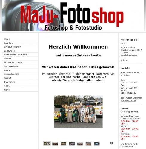 Firmenprofil von: MaJu Fotostudio und Fotoshop in Übach-Palenberg