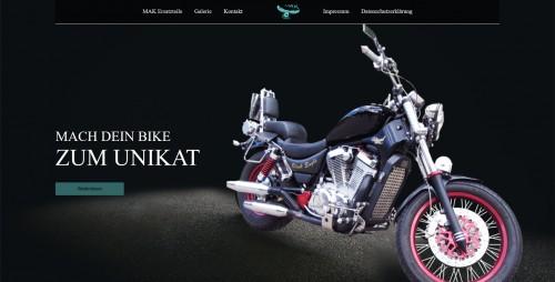 Firmenprofil von: Individuelle Anbauteile von MAK Motorrad Anbauteile König