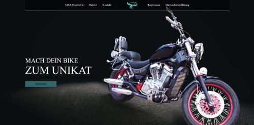 Firmenprofil von: Hochwertige Motorradteile vom Fachmann: MAK in Triberg
