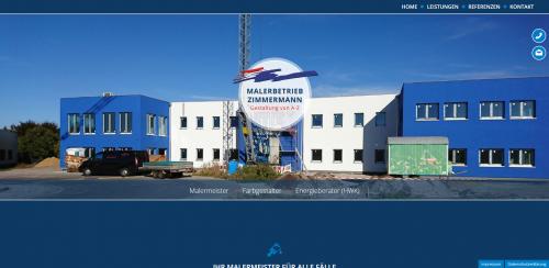 Firmenprofil von: Malerbetrieb Zimmermann in Magdeburg: Ihr Fachbetrieb für alle Fälle