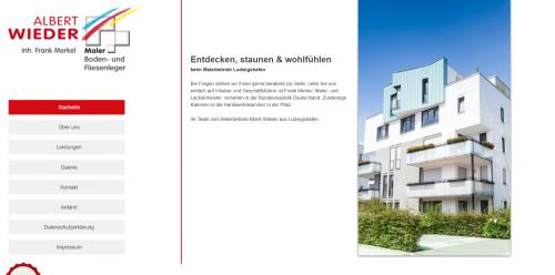 Firmenprofil von: Ihr zuverlässiger Partner für Malerarbeiten – Malerbetrieb Ludwigshafen