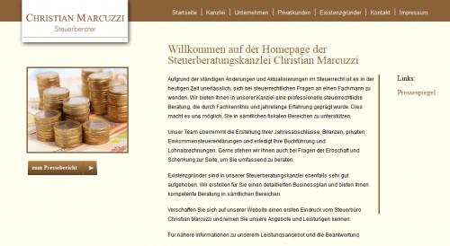 Firmenprofil von: Steuerberater Christian Marcuzzi in Erkelenz
