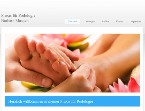 Firmenprofil von: Praxis für Podologie Masuch in Offenburg