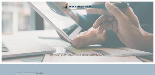 Firmenprofil von: Ihr Ansprechpartner für die Testamentsvollstreckung: Max Heller Steuerberatungsgesellschaft GmbH in Konstanz