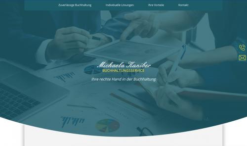 Firmenprofil von: Buchhaltungsservice in München: Michaela Kaniber