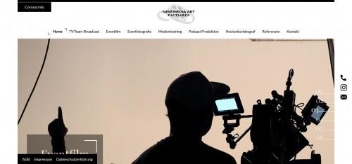 Firmenprofil von: New Media Art Pictures: Ihr Partner in Sachen Fernseh-, Video- und Audioproduktion