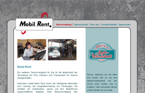Firmenprofil von: Mobil Rent in Olpe