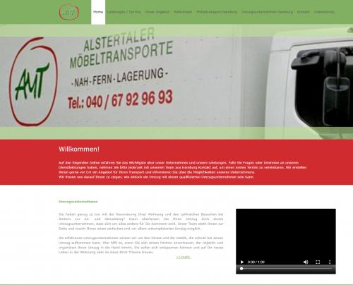 Firmenprofil von: Alstertaler Möbeltransporte in Hamburg