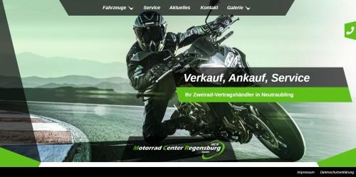 Firmenprofil von: Ihr zuverlässiges Motorradcenter aus Regensburg