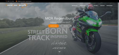 Firmenprofil von: Schnelle und zuverlässige Motorradreparatur in Regensburg