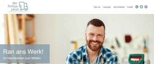 Firmenprofil von: Professionelle Handwerker in München – Der fleißige Jakob
