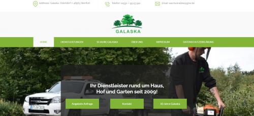 Firmenprofil von: Fachkundiger Winterdienst in Münster – Firma Galaska
