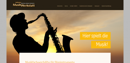 Firmenprofil von: Rüdigers Sax Service in Hofheim am Taunus
