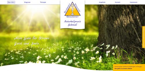 Firmenprofil von: Homöopathie in Bonn: Naturheilpraxis Schmidl