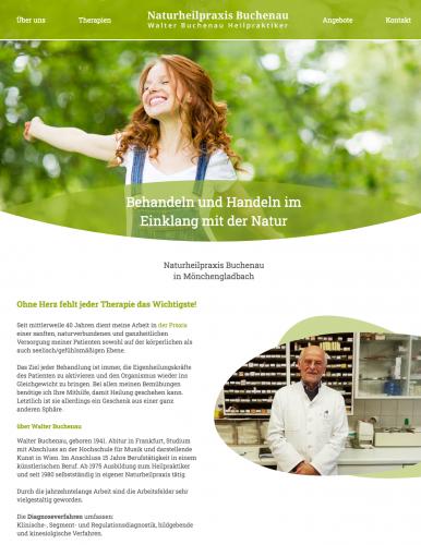 Firmenprofil von: Heilpraktiker in Mönchengladbach