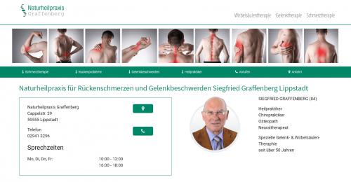 Firmenprofil von: Schmerztherapie bei Muskelschmerzen: Die Alternative zur Operation