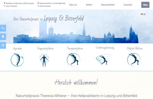 Firmenprofil von: Ihre Heilpraktiker in Leipzig: Naturheilpraxis Mitterer