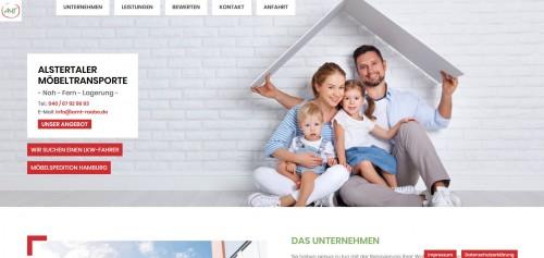Firmenprofil von: Umzüge aus Alstertal – sicher, schnell und zuverlässig