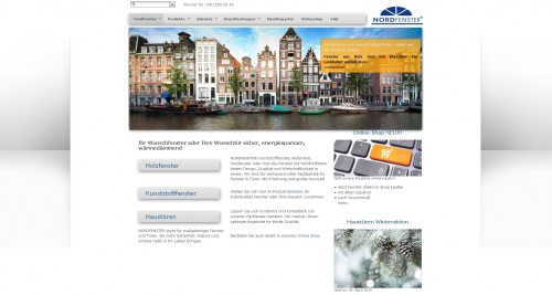 Firmenprofil von: Nordfenster by Ammersbeker Handelsgesellschaft UG in Ammersbek