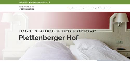 Firmenprofil von: Ihr Hotel in Nordkirchen: gemütliche Betten und köstliche Speisen