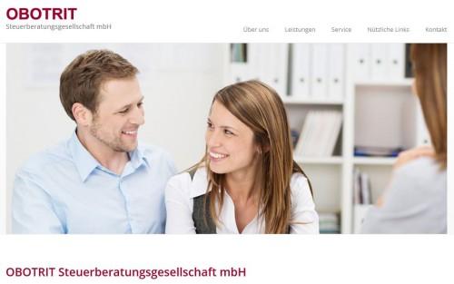 Firmenprofil von: Steuerberater in Schwerin: OBOTRIT Steuerberatungsgesellschaft mbH