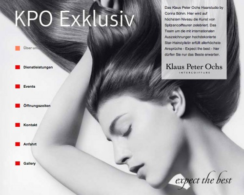 Firmenprofil von: Klaus Peter Ochs Intercoiffure in Bad Homburg (Inhaberin Corina Böhm)
