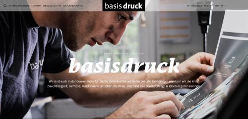 Firmenprofil von: Hochwertiger Digitaldruck bei der Basis-Druck GmbH in Duisburg
