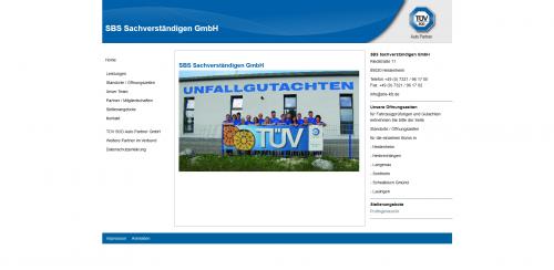 Firmenprofil von: Professionelle Oldtimergutachten bei der SBS Sachverständigen GmbH