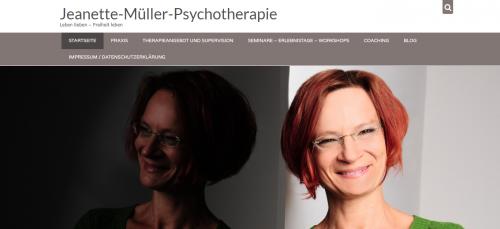 Firmenprofil von: Paarberatung in München: Die Liebe erneuern und vertiefen in der Praxis für Psychotherapie Jeanette Müller