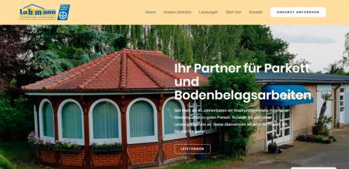 Firmenprofil von: Ihr Partner für Parkettverlegung in Salzwedel – Parkettfaszination Lahmann