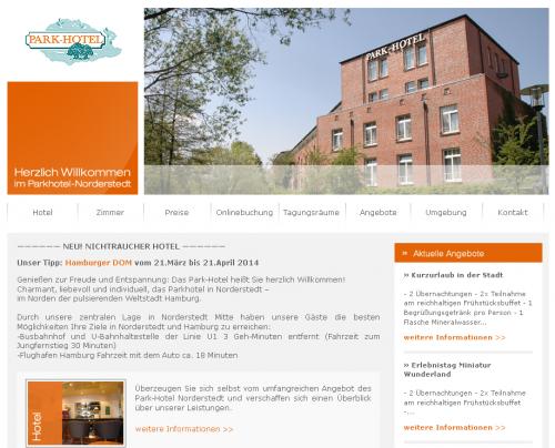 Firmenprofil von: Park-Hotel in Norderstedt