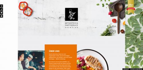 Firmenprofil von: Köstlich speisen im Restaurant Mittagstisch & Partyservice Prenzlau