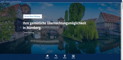 Firmenprofil von: Pension Bauer in Nürnberg