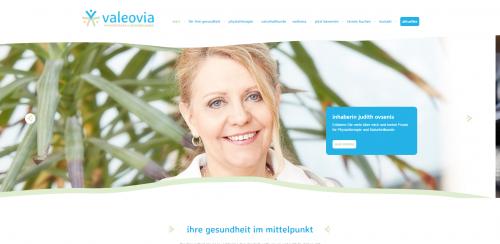 Firmenprofil von: Schmerzfreies Leben mit Krankengymnastik: Valeovia in Bremen