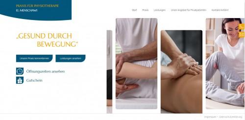 Firmenprofil von: Beschwerdefrei durchs Leben gehen dank Kiefergelenkbehandlung – Ihre Physiotherapie El Menschawi