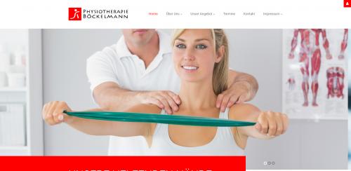Firmenprofil von: Praxis für Physiotherapie Böckelmann in Burscheid