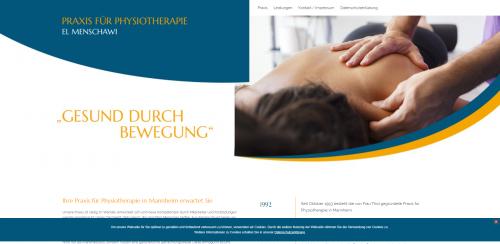 Firmenprofil von: Ihre Praxis für Physiotherapie in Mannheim: Ahmad EL Menschawi