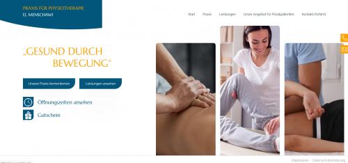 Firmenprofil von: Präventionsbehandlungen: gesund sein und es auch bleiben
