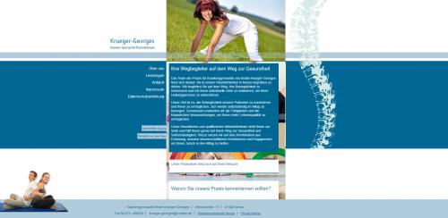 Firmenprofil von: Ihr Partner für die Physiotherapie in Neuss: Krankengymnastik Beate Krueger-Georges