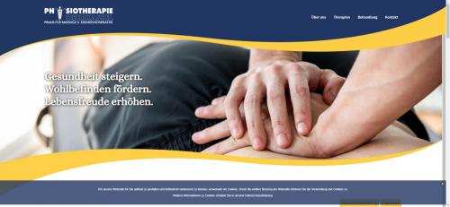 Firmenprofil von: Ihr Weg zu mehr Lebensqualität mit der Physiotherapie in Oberkassel